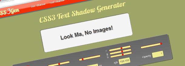 text-shadow